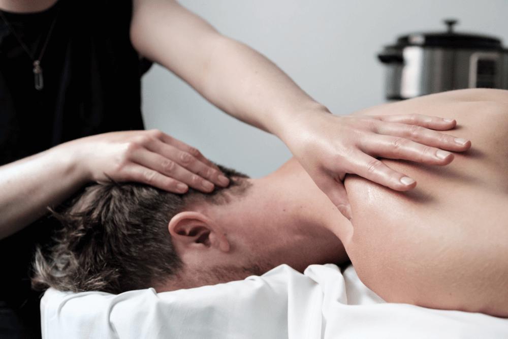 Massage til kunde